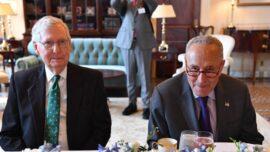 Senate Votes to Start Debate on $1 Trillion Infrastructure Bill