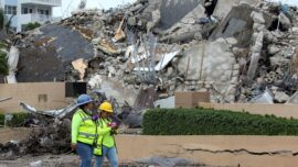 Death Toll in Florida Condo Collapse Rises to 97