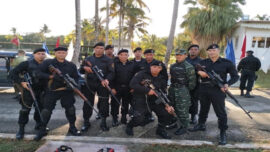 Chinese Military Trains Cuba's Black Berets