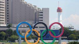 American Gymnastics Alternate Tests Positive at Olympics