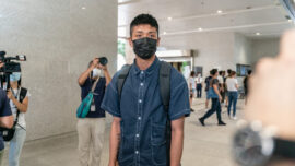 Judge Rules That 47 Hong Kong Pro-Democracy Activists' Cases Will Resume in September