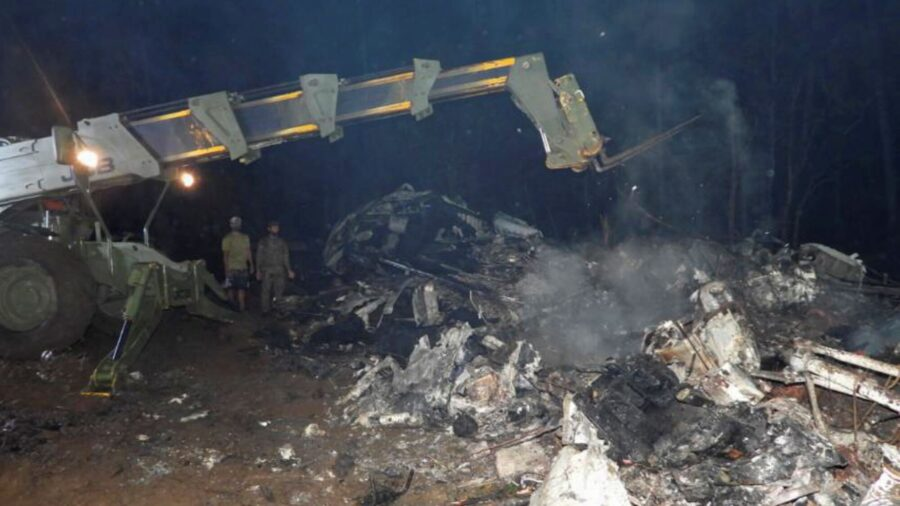 Philippine Military's Worst Air Disaster Kills 52, Wounds 51