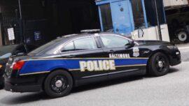 2 Baltimore Officers Shot, Suspect Killed