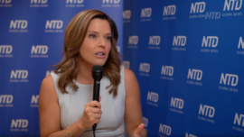 Mercedes Schlapp: If We Don't Wake Up, We Are Destined to Lose the US