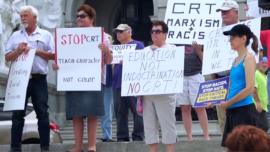 Pennsylvania Rally to Stop Critical Race Theory
