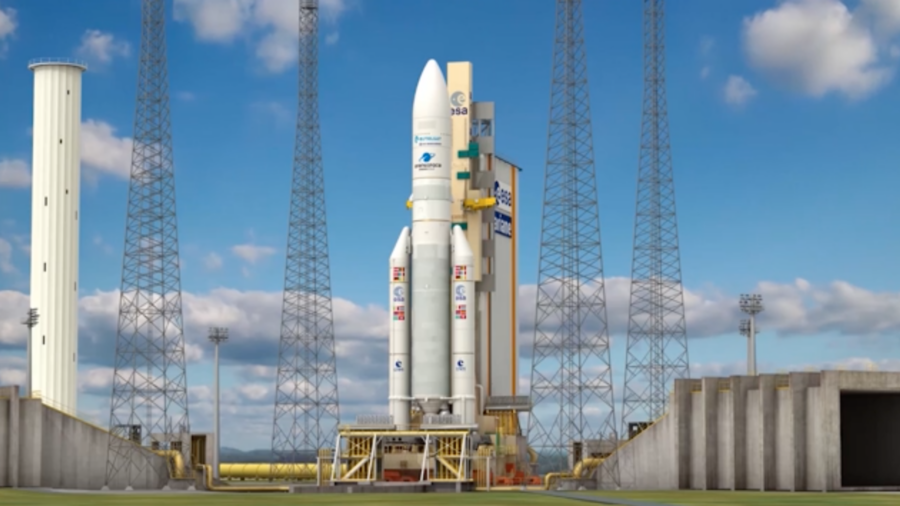 European Space Agency to Launch New Satellite