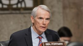 Senate Infrastructure Bill Drops IRS Funding Provision: GOP Senator