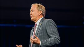 Texas Attorney General Says 2020 Election Fraud Is Real