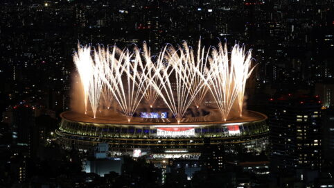 Tokyo Olympics Opens After One-Year Virus Delay