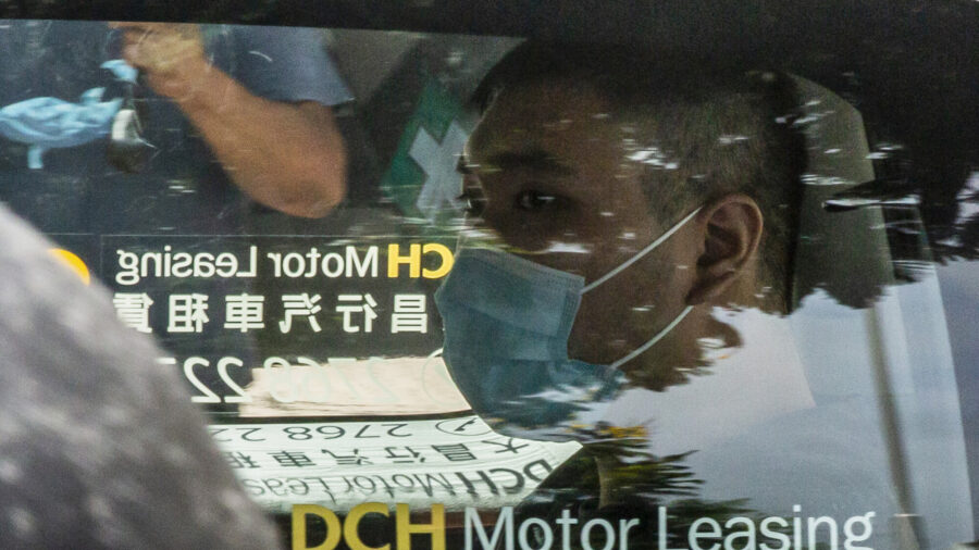 Hong Kong's 1st Trial Under Beijing's National Security Departs From Common Law