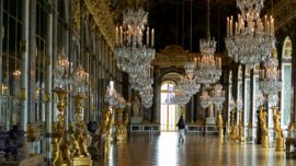 Drawing Exhibition Showcases Versailles Art