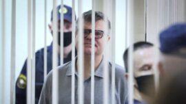 Belarus Sentences Former Presidential Contender to 14 Years
