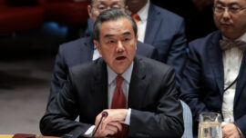 US Calls on China to Be a Responsible Power