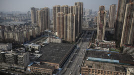Districts in Wuhan City Brace for Lockdowns