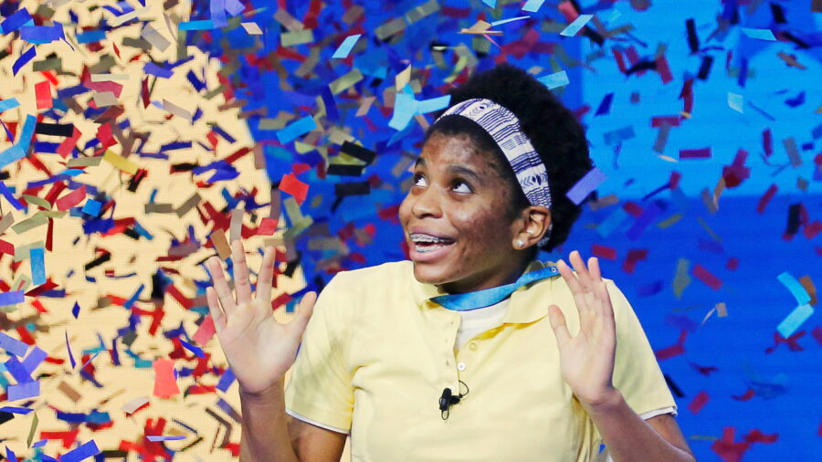 Spelling Bee Champ Zaila Avant-Garde Is Now Aiming for Harvard, the NBA and NASA