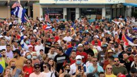 BLM Blames US Sanctions for Cuba's Crisis