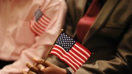 BLM Leader Calls American Flag Hate Symbol