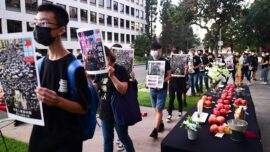 Free Press Dying in Hong Kong: Reporters Without Borders