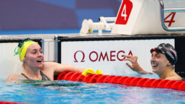 Titmus Downs Ledecky in First Showdown, 'Re-Peaty' Gold for Britain