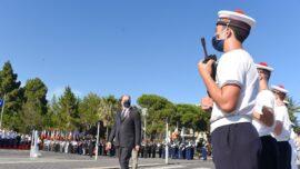 France Celebrates National Holiday with Parade
