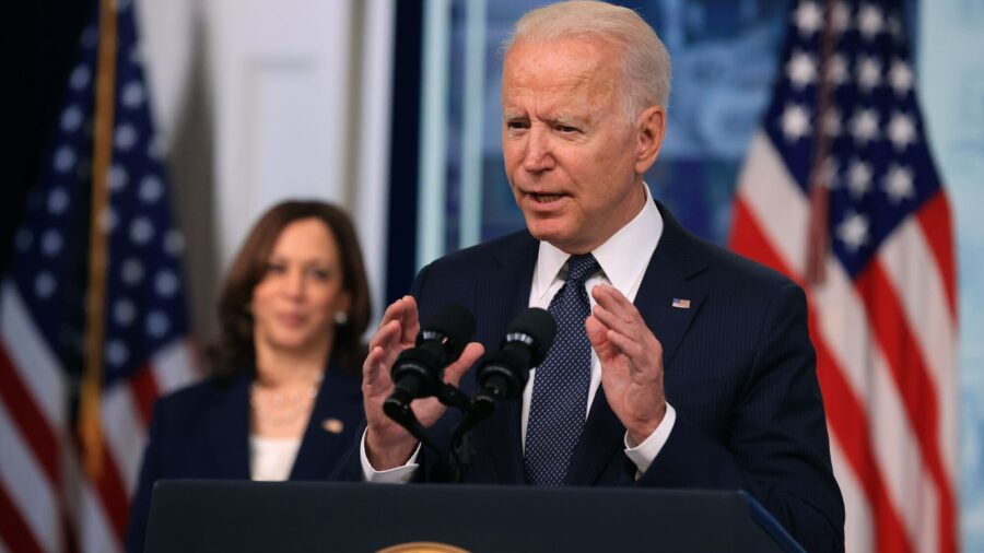 Biden Says Communism Is a 'Failed System' and Cuba a 'Failed State'