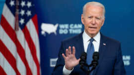 Biden Gives Remarks on CCP Virus
