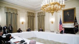 Cuba Rights Groups Meet Biden at White House