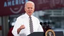 Biden Announces Pandemic Plan