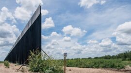 $1.8 Billion Not to Build Border Wall: Senate Report