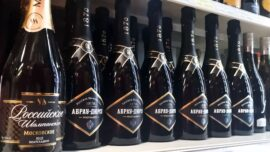 French Group Fumes Over Russian Champagne Law