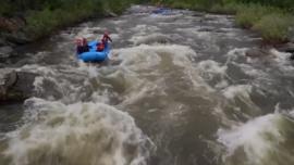 Colorado Drought Threatens River Recreation
