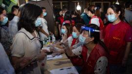 China Reports Most COVID-19 Cases Since January, Nanjing Starts 2nd Mass Testing