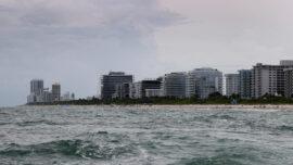 Tropical Storm Elsa Approaches Florida Coast