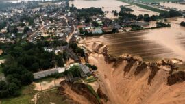 Europe Floods: Death Toll Over 120 as Rescues Continue