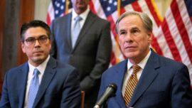 Texas Gov. Abbott Issues Executive Order Limiting Transportation of Illegal Aliens