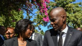 First Statement by Haiti First Lady After Attack