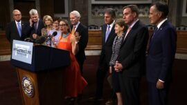 Senate Votes Again on Infrastructure Spending