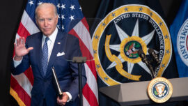 Vaccine Mandate for All Federal Employees Under Consideration: Biden