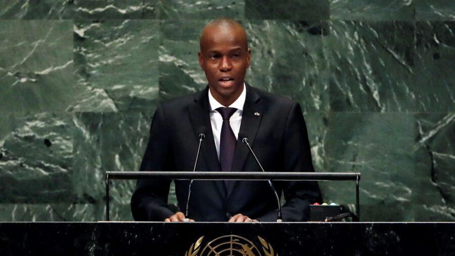Official: Haiti President Jovenel Moïse Assassinated at Home
