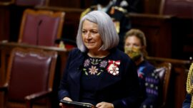 Canada Installs First Indigenous Governor General