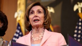Pelosi: House Won't Consider Bipartisan Infrastructure Plan Without Reconciliation Proposal