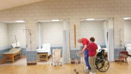 Pandemic Highlights Care Facility Shortage