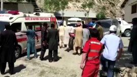 Pakistan Bus Blast Kills 13 Including 9 Chinese
