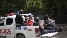 Ex-Colombian Military, Haitian Americans Suspected in Killing of Haitian President