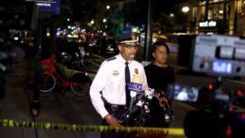 2 People Shot Outside Restaurants in Washington DC, Diners Flee for Safety
