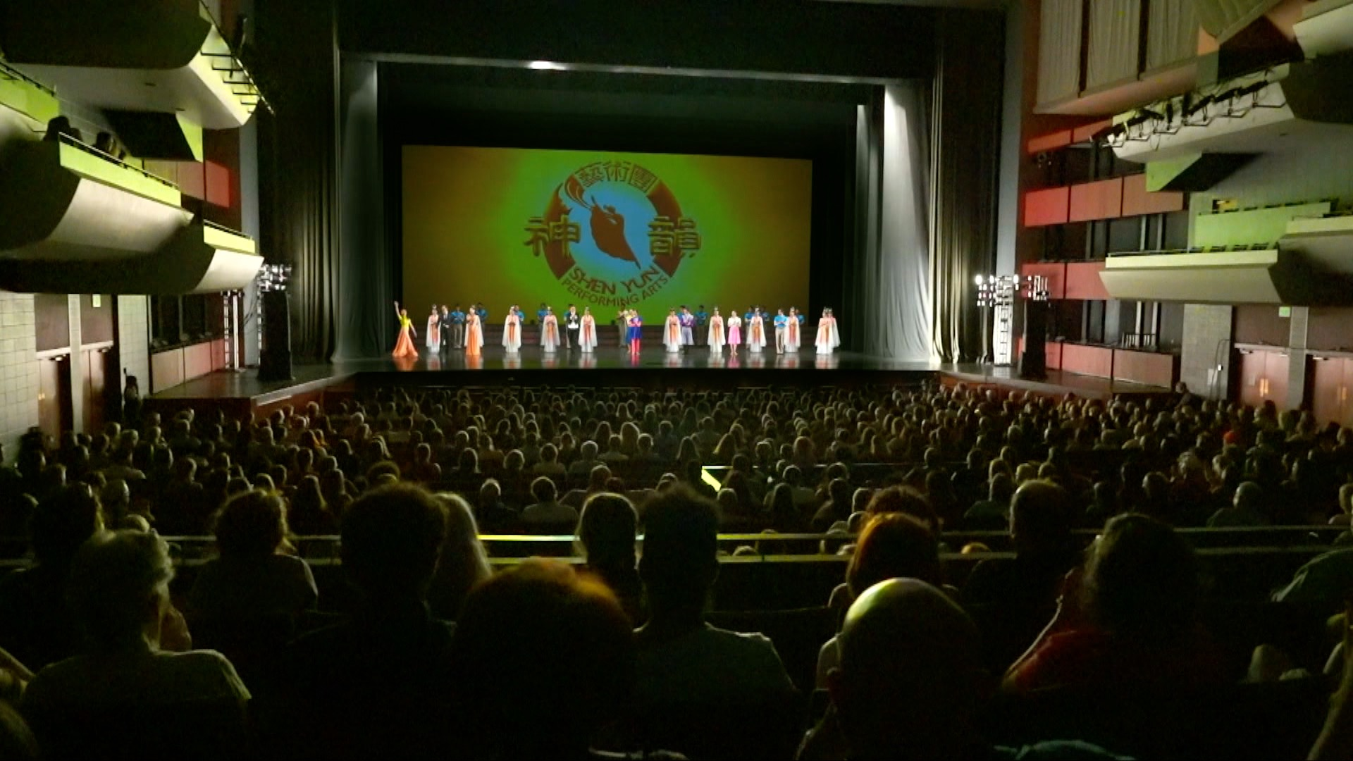 Shen Yun Once Again Journeys West