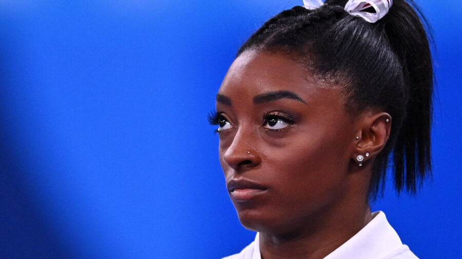 Simone Biles Withdraws From Individual All-Around Competition at Tokyo Olympics