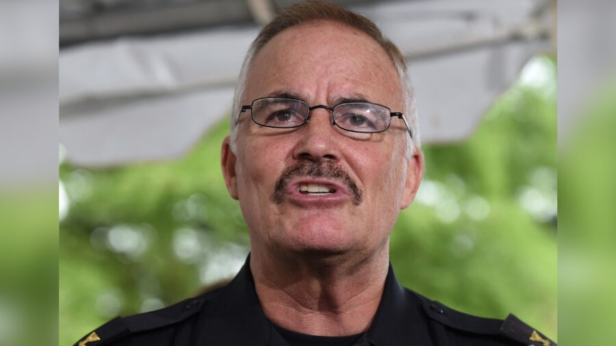 US Capitol Police Get New Chief