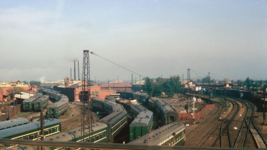 Bridge Collapse Halts Traffic on Trans-Siberian Railway