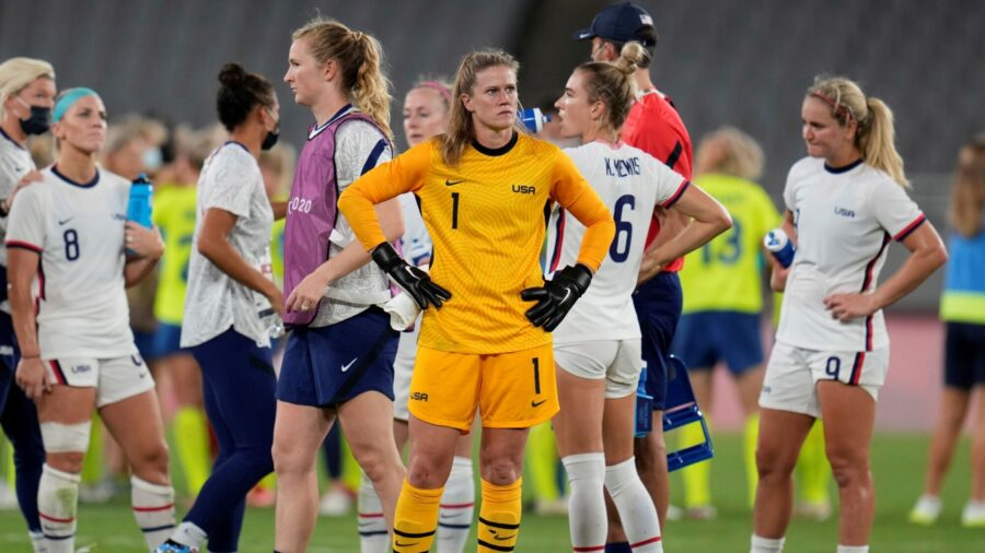 Sweden Stuns US 3–0 in Women's Soccer at Olympics